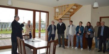 Laboratorium autonomiczne gościło delegację z Białorusi